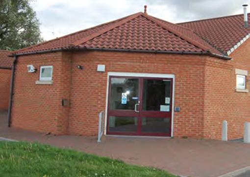 Branston Booths Village Hall